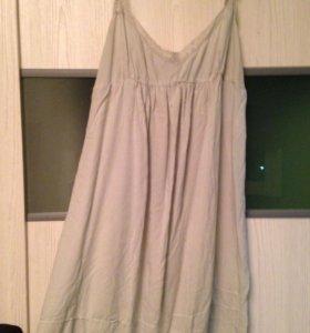 Платье бенетон