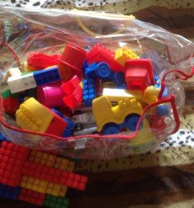 Лего развивающий конструктор