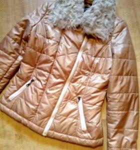 Куртка Savage демисезонная новая