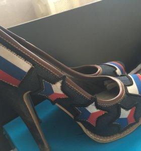 Туфли 2 пары