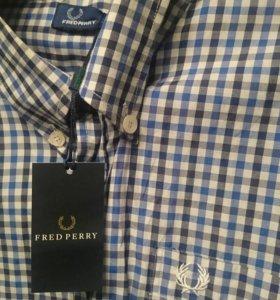 Fred Perry рубашка, новая!