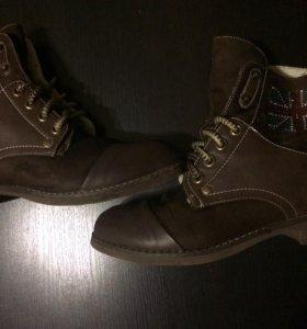 👞Демисезонные ботинки