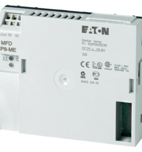 Блок центрального процессора MFD-CP8-ME