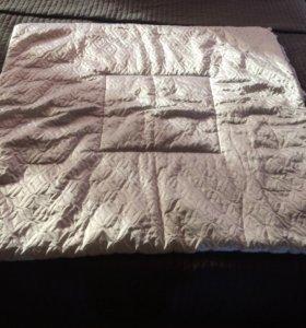 Детское одеяло, подойдёт на выписку из роддома !