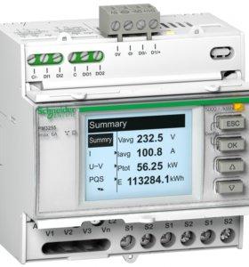 Измеритель мощности напряжения и тока