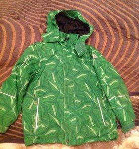 Куртка осенняя ICEPEAK, на рост 116