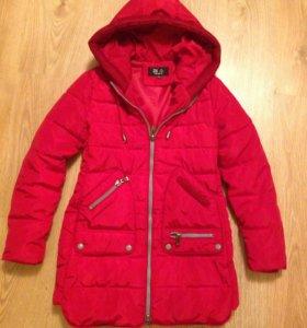 Куртка - пальто на синтепоне