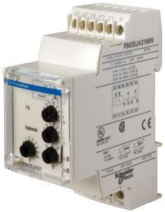 Реле контроля повышенного/пониженного тока
