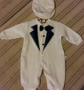 Продам костюм,комбинезон можно на выписку