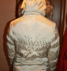 Куртка, натуральный мех
