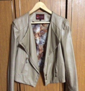 Куртка-косуха ЭКО-кожа