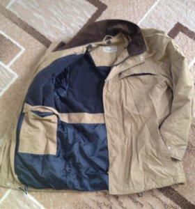 Мужские куртка