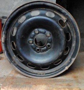 Диски штампы,для Форд Фокус ( 1,2) 15, 5*108,d 63,