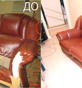 Реставрируем мебель любой сложности