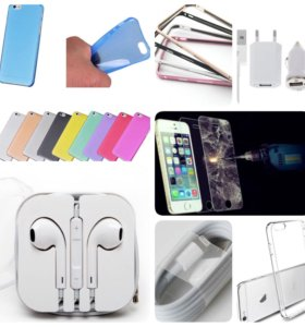 Гарнитура Apple EarPods lighting