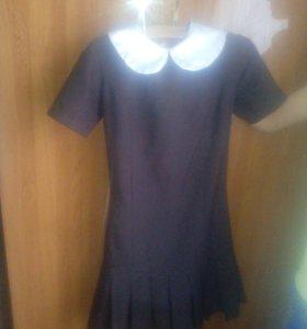 Школьная форма,цена за оба платья