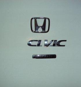 Запчасти Honda civic ferio 98г.в. EK-3