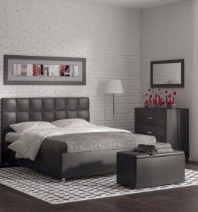 Кровать мягка Tivoli 1400х 2000