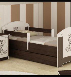Кровать 140/70 OSKAR BABY BOO