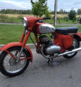 Мотоцикл JAWA 360-00