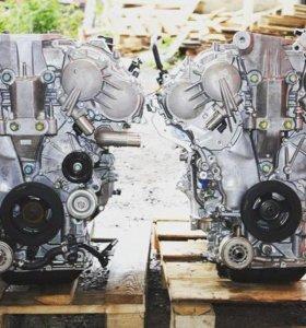 Контрактный двигатель VQ35