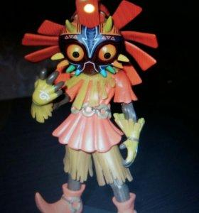"""Фигурка  Zelda Majora""""s Mask"""