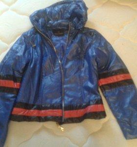 Новая куртка женская маомао. 42-44р
