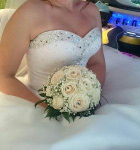 Свадебное платье to be bright