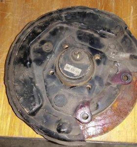 Задняя ступица от виста 50-й кузов передний привод