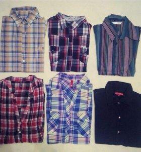 Рубашки х/б