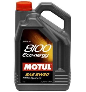 Моторное масло Motul Eco energy 5w30