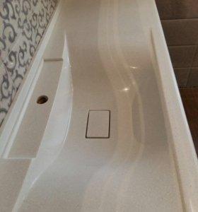 Мойки и Столешницы для ванных .