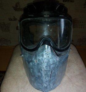 Абсолютно новая маска для Хардбола