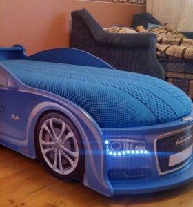 Кровать машина АУДИ А4