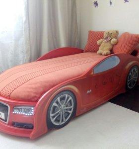 Кровать машина А4