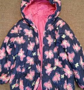 Куртка демисезонная Play Тоday размер 98-104