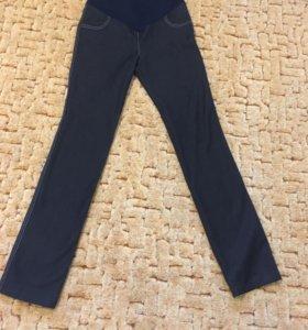Тёплые джинсы и штаны для беременных