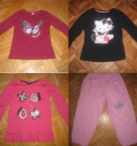Одежда 98-104 размер