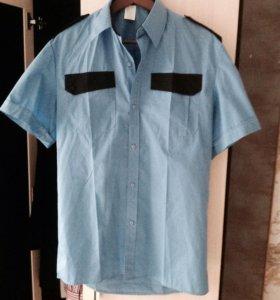 Рубашка сотрудника охраны