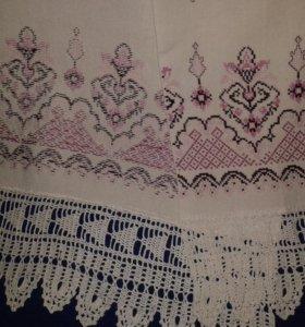 Вышивка крестом ручной работы под заказ