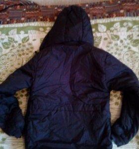 Куртка на мальчика д/с
