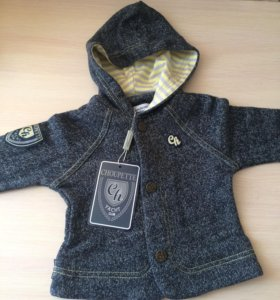 Куртка-толстовка на мальчика