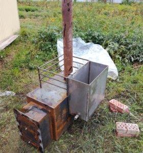 Печка для бани.
