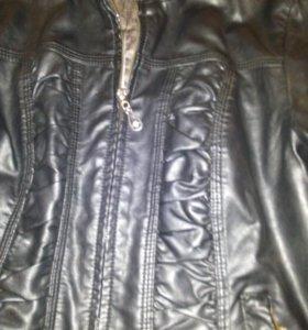 Куртка к/з р.44-46