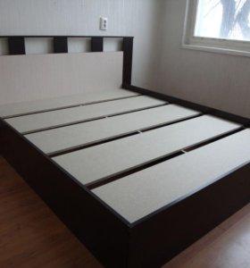 Новая Кровать Европа 160 с матрасом