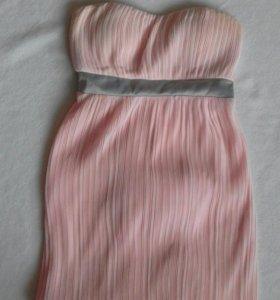 Платье гафре