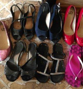 Обувь размер 37 и 39