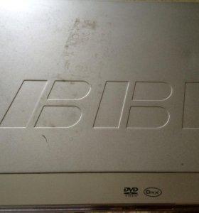 DVD + видеомагнитофон