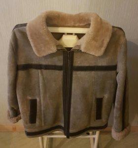 Куртка- дубленка натуралка