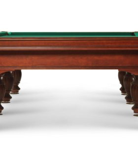 Бильярдный стол Олимп-Люкс 12 фт.